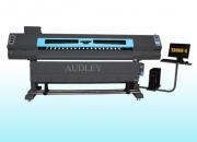 Plotter Audley S8000-3/S8000-7 Head Eco Solvent Printer